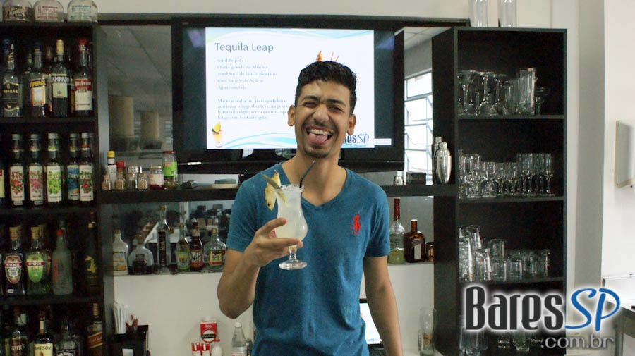 Curso para Workshop de Tequila