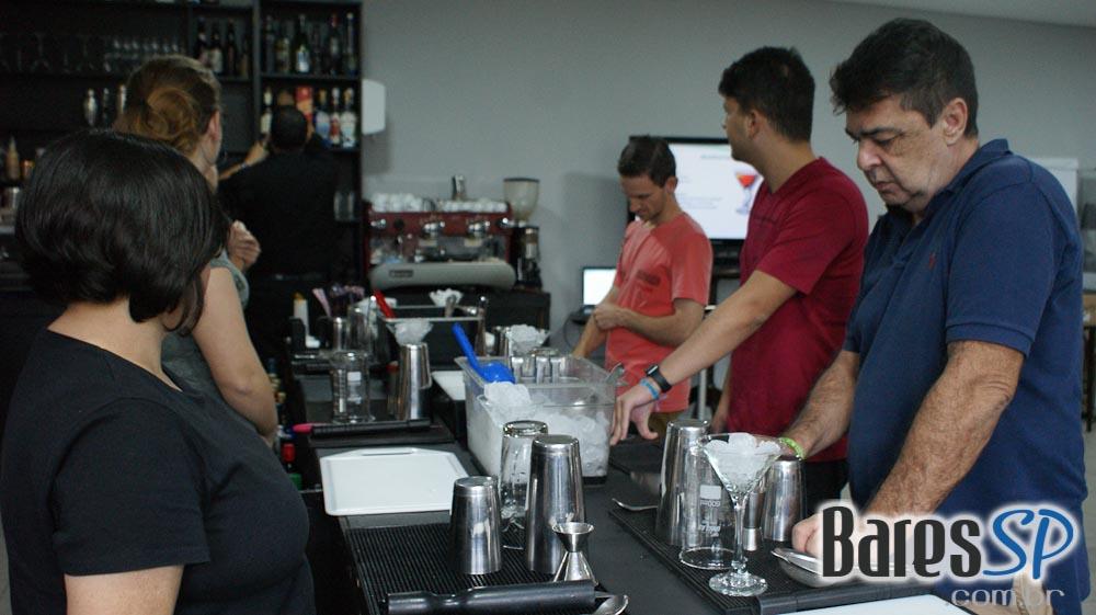 Barman Drink
