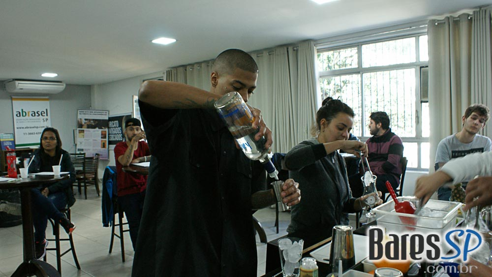 Curso Barman SP
