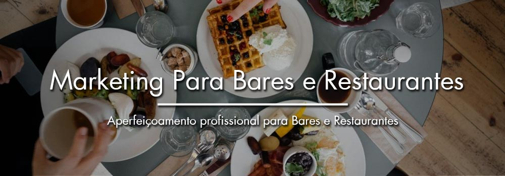 Marketing Para Bares e Restaurantes