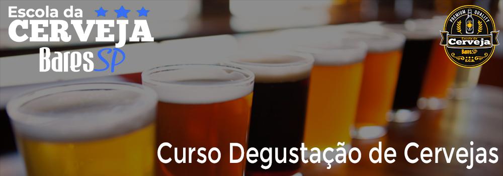 Curso Degustação de Cervejas