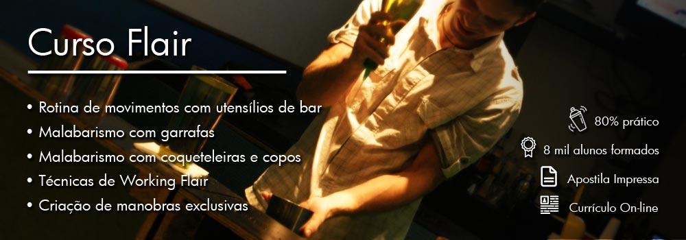 e93c91285 Curso Bartender Flair - Baressp.com.br cursos