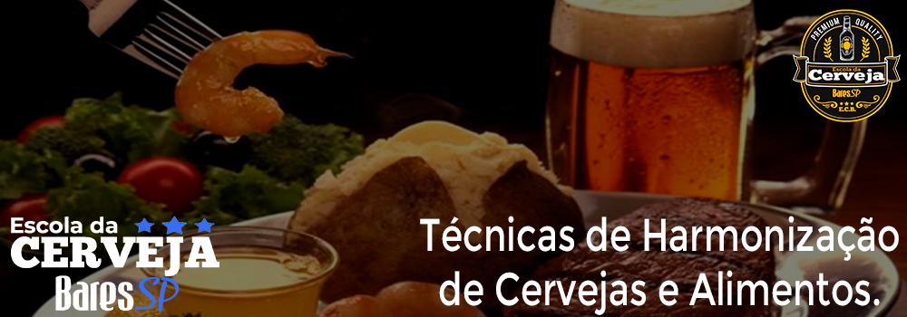 Técnicas de Harmonização de Cervejas com Alimentos