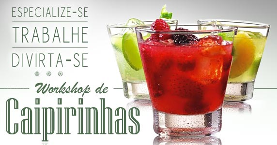 Workshop de Caipirinhas