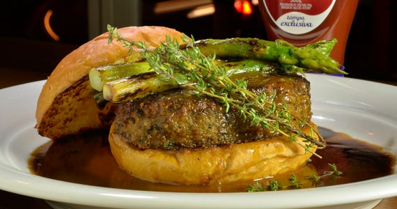 Le French Burger D'Agneau