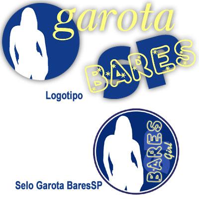 Logotipo Garota BaresSP