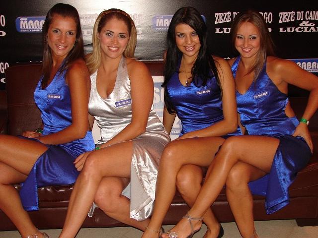 Ação Promocional Marabraz no Show de Zezé di Camargo e Luciano (2008) Br3 Site sites cases image