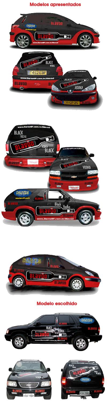 Adesivação do Carro da Blavod Br3 Site sites cases image