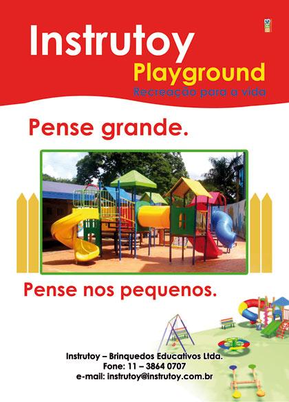 Anúncio Instrutoy Playground