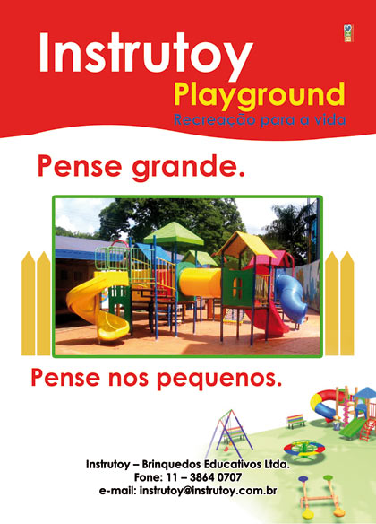 Anúncio Instrutoy Playground Br3 Site sites cases image