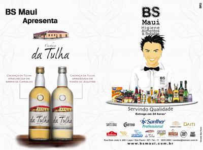 Anúncio Bs Mauí /Da Tulha