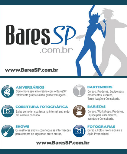 Cartão BaresSP