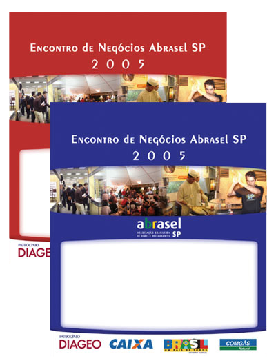 Crachá Abrasel Encontro 2005 Br3 Site sites cases image