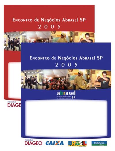 Crachá Abrasel Encontro 2005