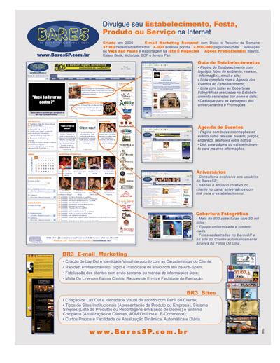 Anúncio BaresSP Br3 Site sites cases image