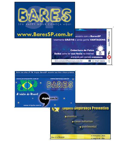 Cartões BaresSP