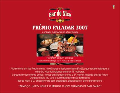Display Bar do Nico