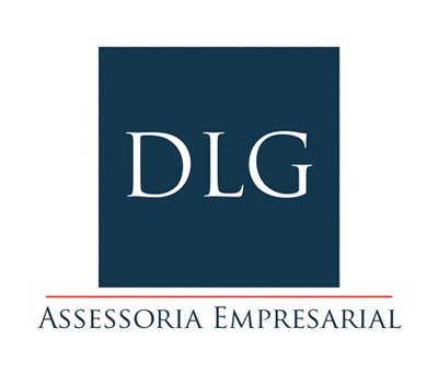 Logotipo DLG Assessoria Empresarial Br3 Site sites cases image