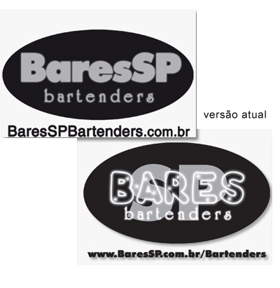 Logotipo do BaresSP Bartenders Br3 Site sites cases image