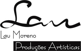 Logotipo da Lau Moreno