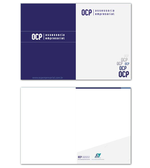 Pasta envelope OCP Assessoria Empresarial Br3 Site sites cases image
