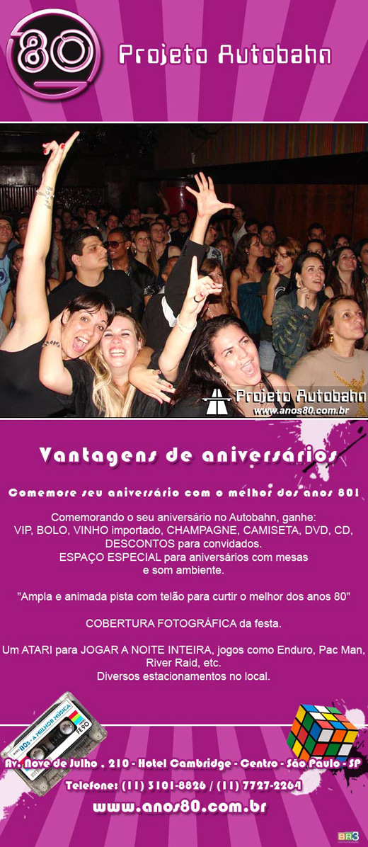 E-mail marketing aniversário Br3 Site sites cases image