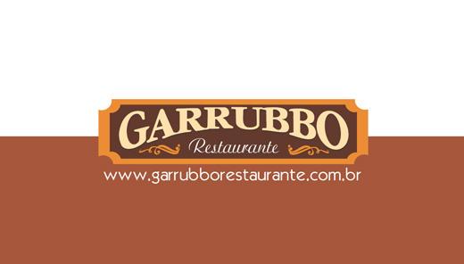 Cartão de vista Garrubbo Restaurante Br3 Site sites cases image