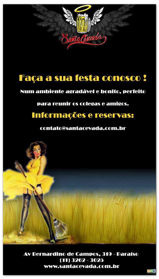 Email Marketing Santa Cevada