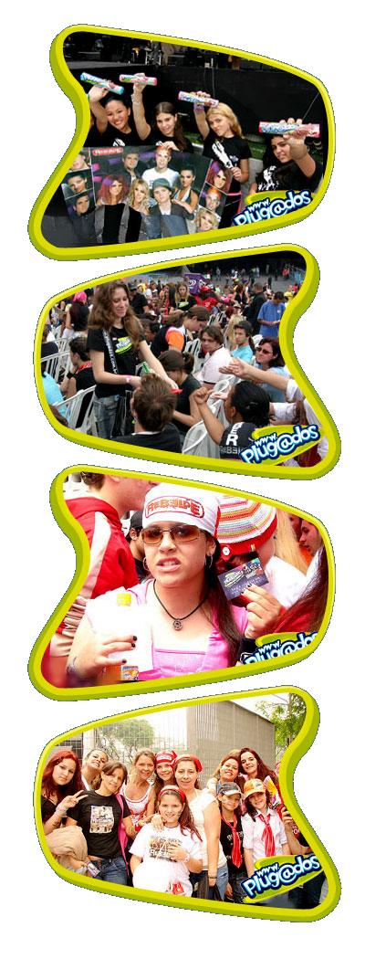 Ação de Sampling com Cobertura Fotográfica BSP - Biscoito Plugados ADRIA Br3 Site sites cases image