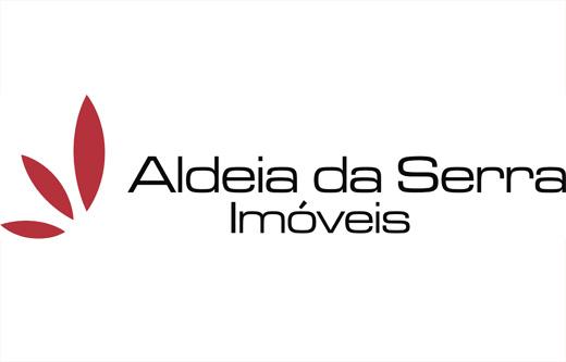 Logotipo Aldeia da Serra Imóveis Br3 Site sites cases image