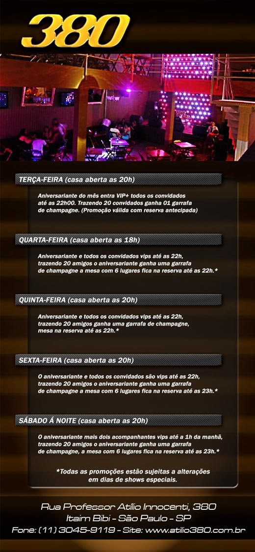 E-mail Marketing Aniversário 380 Br3 Site sites cases image