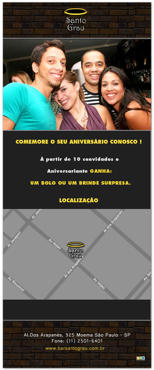 Email Marketing Santo Grau Br3 Site sites cases image