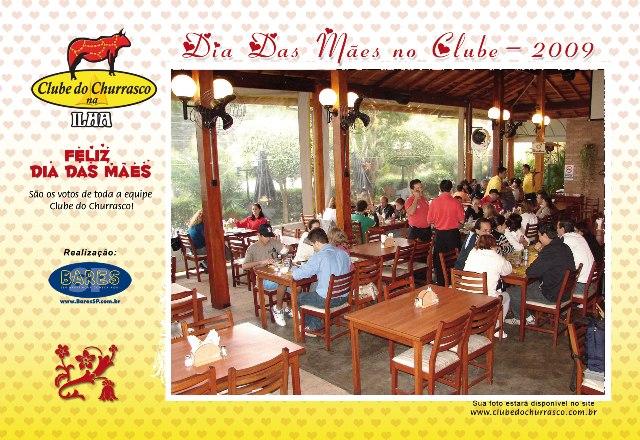 Ação Promocional Foto Impressa no Clube do Churrasco (2009) Br3 Site sites cases image