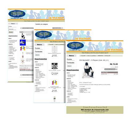 E-commerce BaresSP.com.br