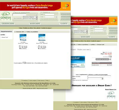 E-commerce Genesis Br3 Site sites cases image