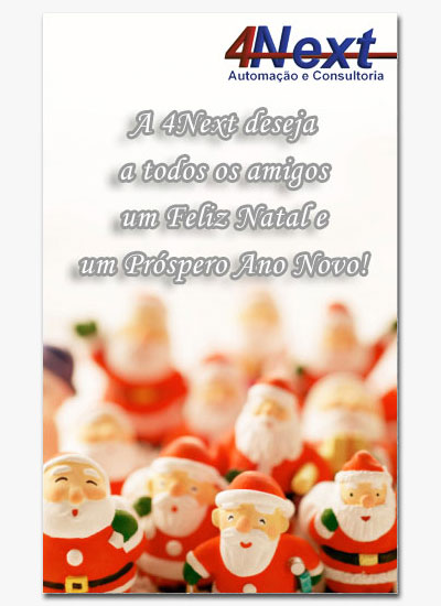 E-Mail Marketing de Natal 4Next