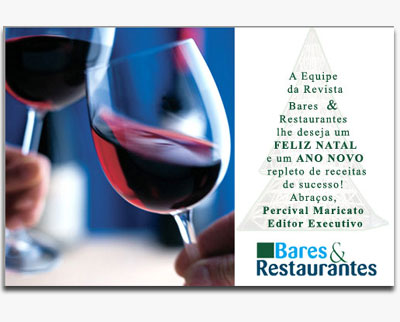 E-mail Marketing Revista Bares e Restaurante