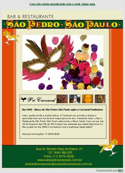 E-mail Marketing São Pedro São Paulo