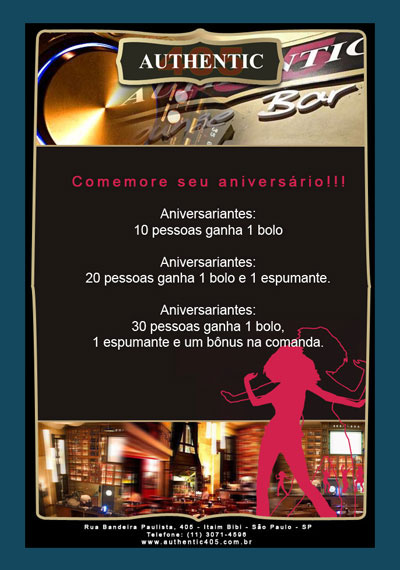 E-mail marketing de aniversário  Authentic 405 Br3 Site sites cases image