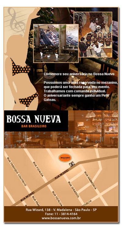 E-Mail Marketing Bossa Nueva