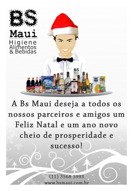 E-mail marketing BS Maui - Natal