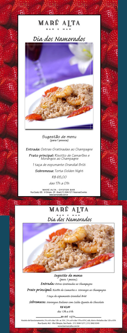 E-mail marketing Dia dos Namorados Maré Alta Br3 Site sites cases image