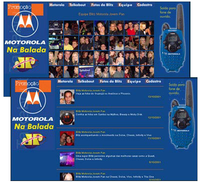 Hot Site Motorola