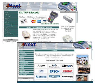 Site da 4Next