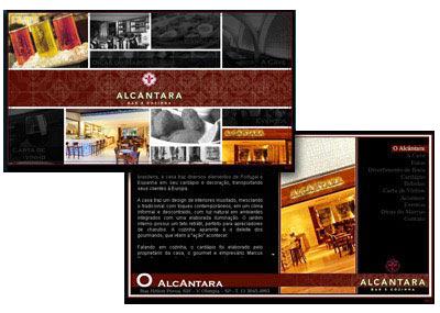 Site Alcântara Bar