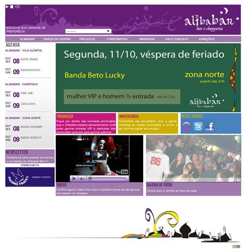 Site Alibabar