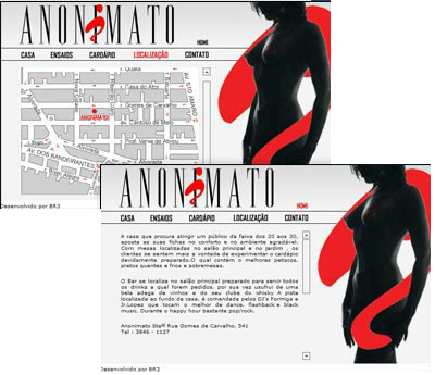 Site Anonimato