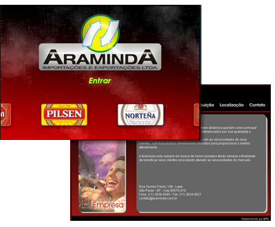 Site Araminda
