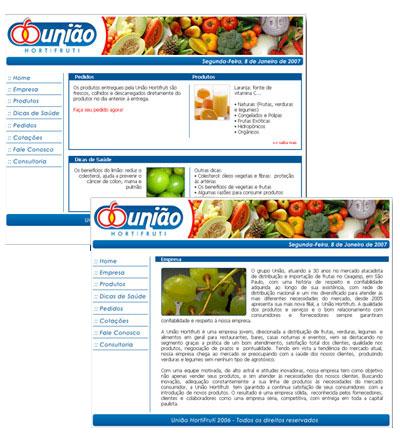 Site União Hortifruti
