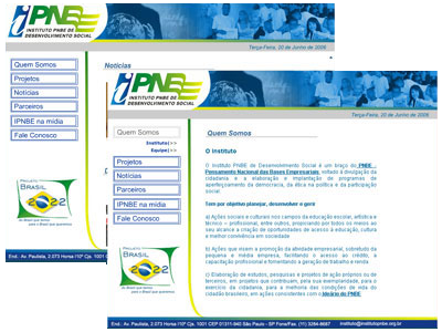 Site Ipnbe